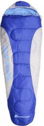 Meteor Śpiwór Madura niebiesko-szary R