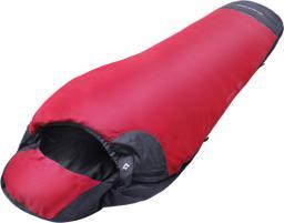 King Camp Śpiwór COMPACT 1200 KS3175 czerwony (80108)