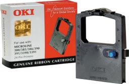 OKI Taśma do drukarki Microline ML380 / ML390 / ML391 / ML3390 / ML3391 czarna (09002309)