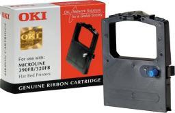 OKI Taśma do drukarki Microline ML320FB / ML390FB czarna (09002310)