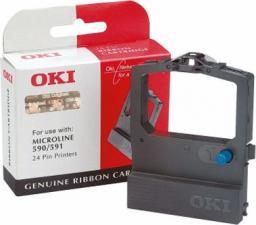 OKI Taśma do drukarki Microline ML590 / ML czarna (59109002316)