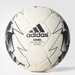 Adidas Piłka ręczna Stabil Replique AP1565 biało-czarna r. 2 (05063)