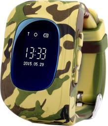 Smartwatch ART SMART LOK-1000M Kamuflaż  (SMART SGPS-01M)