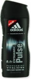 Adidas Dynamic Żel pod prysznic i szampon do włosów 2w1 250ml