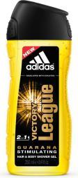 Adidas Victory League Żel pod prysznic i szampon do włosów 2w1 250ml