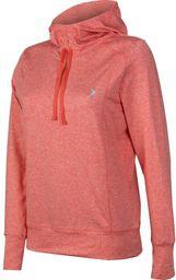 Outhorn Bluza Outhorn Active Fit Hoodie W HOL17-BLD613 różowa - HOL17-BLD613*M*KORAL