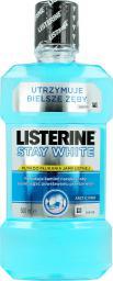 Listerine  Mouthwash Stay White Płyn do płukania jamy ustnej 500ml