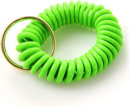 FOX Smycz Na Nadgarstek Fox 40 Spirala neon zielona (38168)