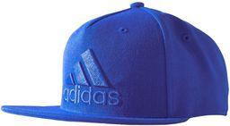 Adidas Czapka Flat Cap niebieska (S97606)