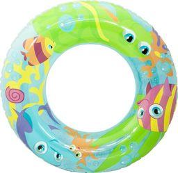 Aqua-Speed ZABAWKA KOŁO SEA ADVENTURES 51 cm kol 04 zielony - 48155