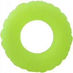 Aqua-Speed Koło do pływania FLUO 51 cm zielone (820-Z)