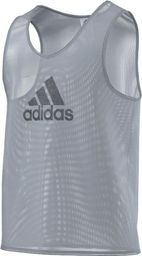 Adidas Znacznik treningowy adidas BIB 14 szary r. XL (D84856)