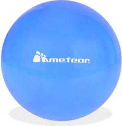 Meteor Piłka Gumowa 20CM niebieska (31164)
