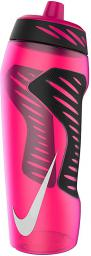 Nike Bidon Treningowy HYPERFUEL WATER BOTTLE - 24 OZ HYPER PINK/BLACK/WHITE
