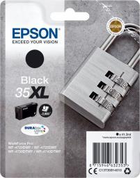Epson Tusz 35XL   T3591 (Black)
