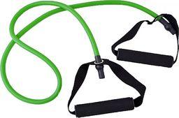 Allright Guma do ćwiczeń z uchwytami 120x1.1x0.7 cm zielona (FIED7TPR)