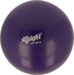 Allright Piłka do ćwiczeń Over Ball 18cm fioletowa