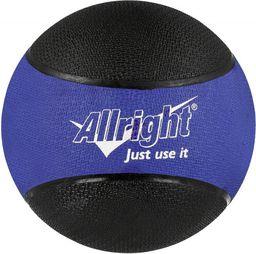 Allright Piłka lekarska Allright 4 kg niebieska - FIPW4