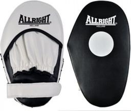 Allright Łapy treningowe Allright Holland  czarno-białe r. uniwersalny (993565)