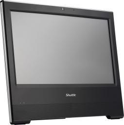 Komputer Shuttle Celeron 3865U, Intel HD Graphics 610, Brak systemu