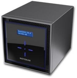 Serwer plików NETGEAR READYNAS 424 4-BAY 4X2TB (RN424D2-100NES)