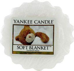Yankee Candle Classic Wax Melt wosk zapachowy Soft Blanket 22g