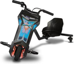 WHEEL-E Scooter Drifter czarna (BRA005112)