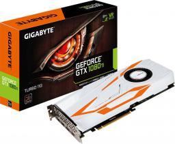 Gigabyte Geforce Gtx 1080 Ti Turbo 11gb Gddr5x 352 Bit Hdmi