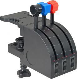 Joystick Logitech G Saitek Pro F light Throttle Quadrant (945-000015)