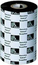 Zebra taśma do drukarek termo-transferowych - żywica 60mmx450m (4800BK06045)