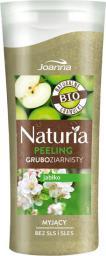 Joanna Naturia Peeling do ciała gruboziarnisty Jabłko  100g