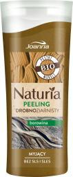 Joanna Naturia Peeling do ciała drobnoziarnisty Borowina  100g mini