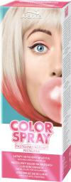 Joanna Color Spray Koloryzujący spray do włosów różowy 150ml