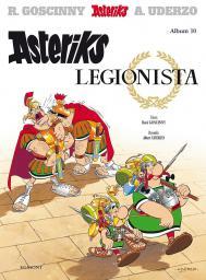 Asteriks. Album 10 Asteriks legionista (82746)