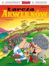 Asteriks. Album 11 Tarcza Arwenów (82747)