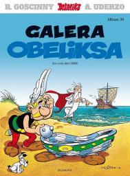 Asteriks. Album 30 Galera Obeliksa (87731)