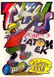 Tytus, Romek i A'Tomek Grafficiarzem T.27