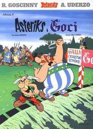 Asteriks. Album 08 Asteriks i Goci