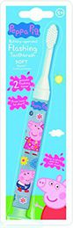 Peppa Pig Battery-Operated Flashing Toothbrush UNI 1ks