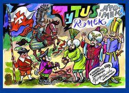 Tytus, Romek i A'Tomek W odsieczy wiedeńskiej 1683