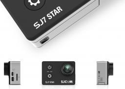 Kamera SJCAM SJCAM SJ7 Star Black Action (SJ7BLACK)