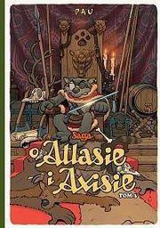 Saga o Atlasie i Axisie T.3