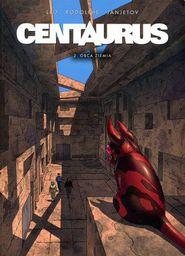 Centaurus T.2 Obca ziemia