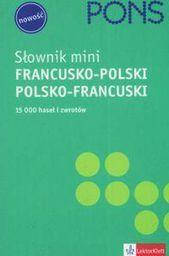 Słownik mini francusko - polski, polsko - francuski