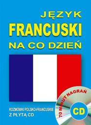 Język francuski na co dzień + CD w.2016
