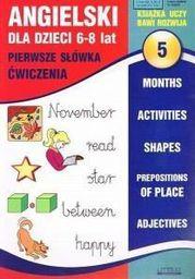 Angielski dla dzieci z.05 6-8 lat w.2016 LITERAT