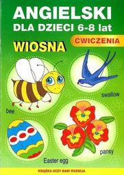 Angielski dla dzieci z.21 6-8 lat Wiosna LITERAT