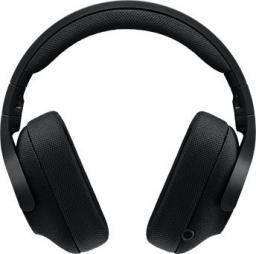Słuchawki Logitech G433 Triple Black (981-000668)