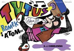 Tytus, Romek i A'Tomek - Księga 17 w.2017 (246757)