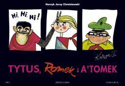 Tytus,Romek i A`Tomek - Księga 1 w.2017 (246747)